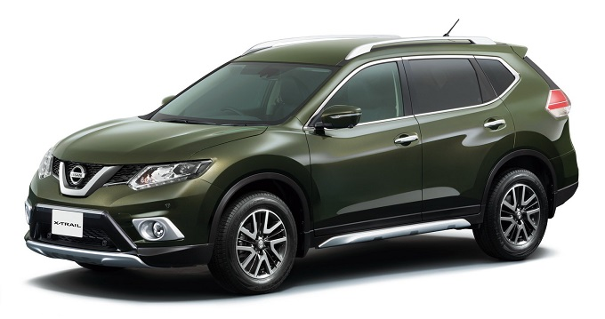 Nissan X-Trail 7 posti si aggiudica il World Car Award 2016