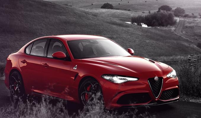 Alfa Romeo Giulia Quadrifoglio: linfa prestazionale da ogni componente [VIDEO]