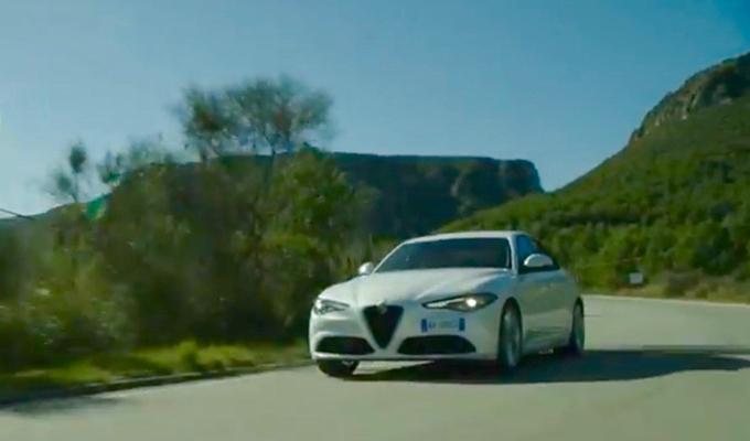 Alfa Romeo Giulia: assaporare il ritmo di ogni strada [VIDEO]