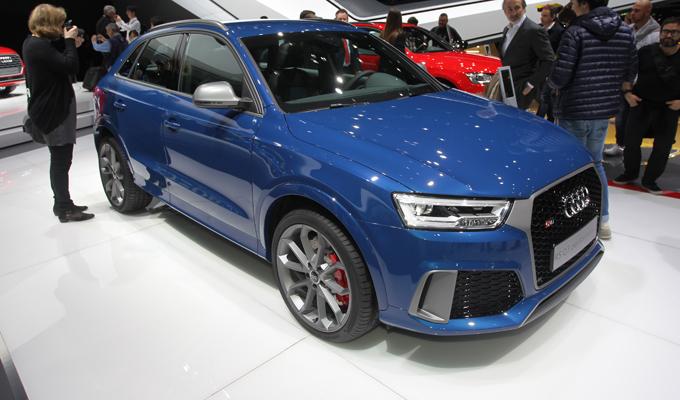 Audi RS Q3 Performance - Salone di Ginevra 2016