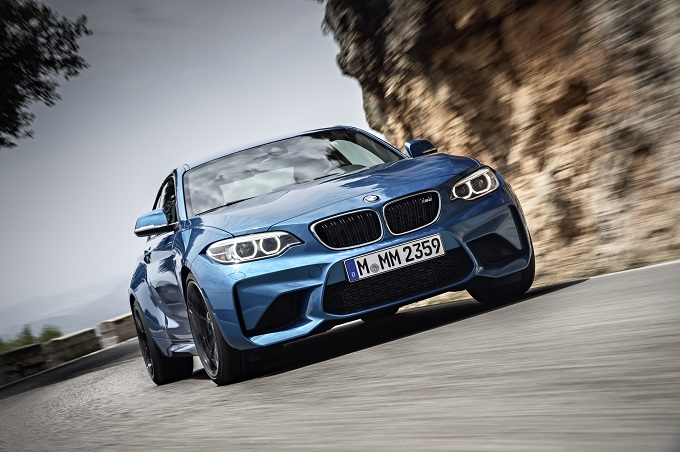BMW M2 Coupe - MEGA GALLERY