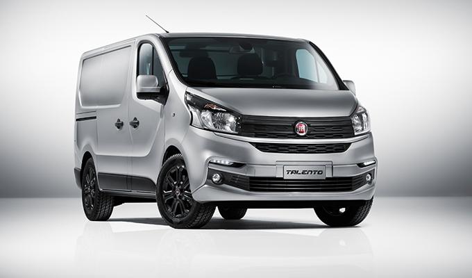 Fiat Talento: il nuovo compagno di viaggio dei professionisti del trasporto