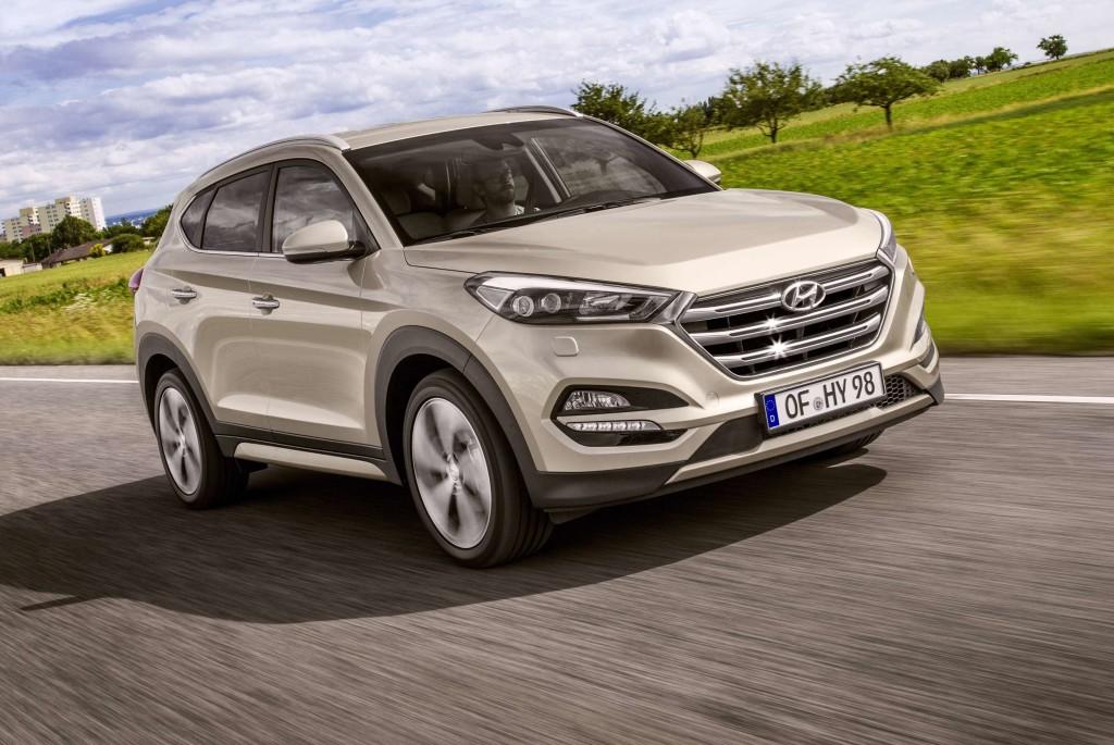Hyundai Tucson, arriva la nuova motorizzazione turbodiesel 1.7 CRDi da 141 CV