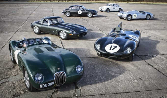 Jaguar Land Rover Classic: una tradizione sempre vitale