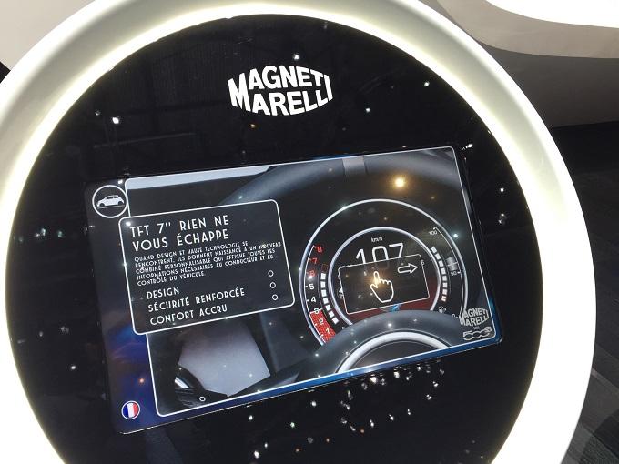 """Magneti Marelli, a bordo di tante """"star"""" al Salone di Ginevra 2016"""