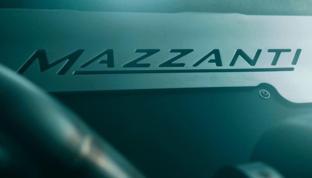 Mazzanti EV-R, anteprima mondiale l'8 giugno al Parco Valentino di Torino [4° VIDEO TEASER]
