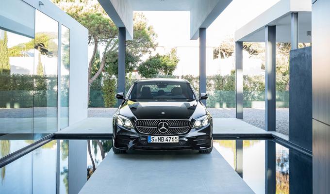 Nuova Mercedes Classe E: raffinatezza stradale e temperamento firmato AMG [VIDEO]