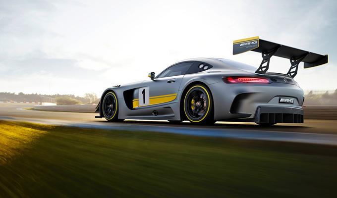 Mercedes-AMG GT3: gli acuti su pista della nuova velocista [VIDEO]