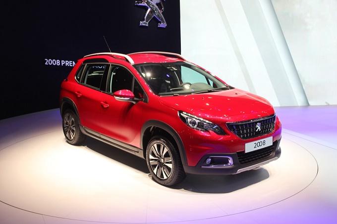 Peugeot 2008 - Salone di Ginevra 2016