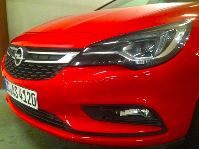 Opel Astra Sports Tourer20