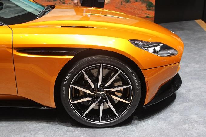 Bridgestone è partner ufficiale del nuovo progetto Aston Martin