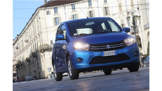 Suzuki Celerio e gamma 4WD: porte aperte il 19 e 20 marzo