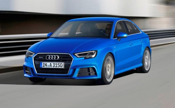 Nuova audi a3 il facelift della compatta introduce for Audi a3 restyling 2017