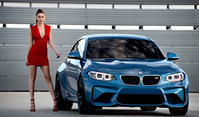 BMW M2 Coupé: la sportività incontra la seduzione [VIDEO]