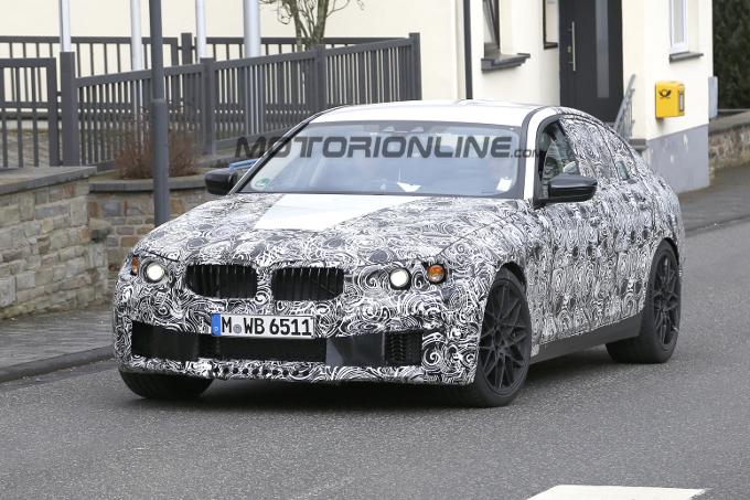 Cambio manuale sulla BMW M5? Ora o mai più