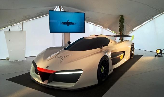 H2 Speed è la prima auto da pista elettrico-idrogeno ad alte prestazioni [FOTO]