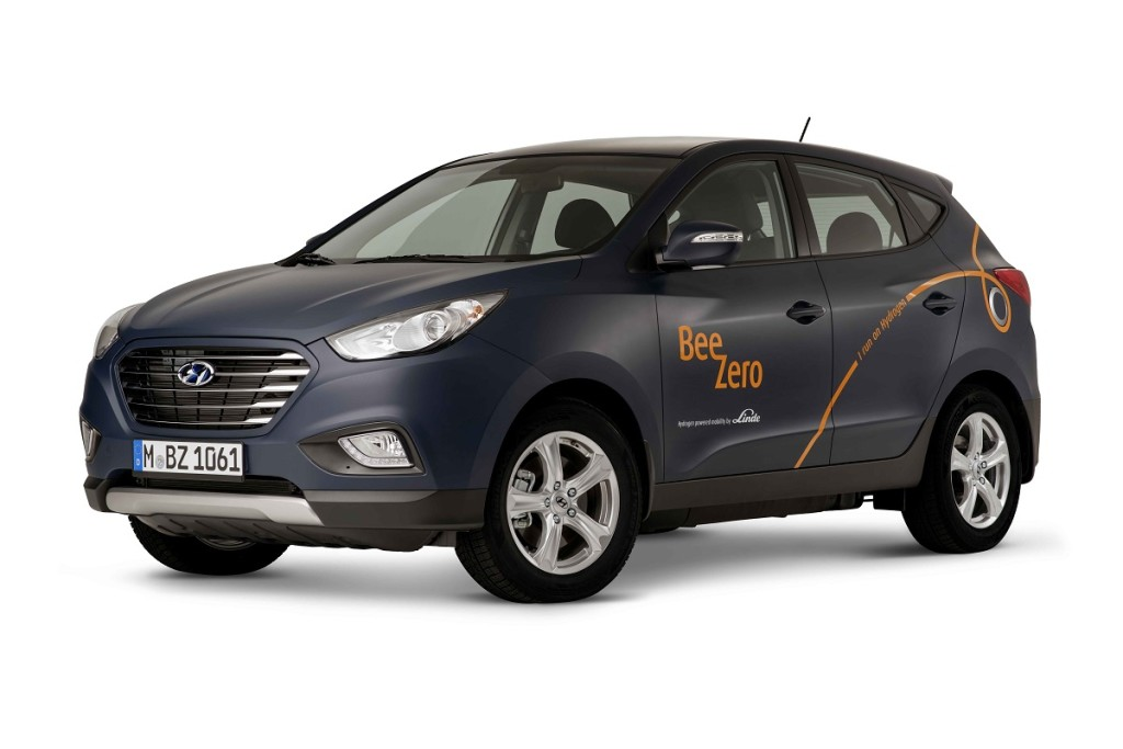 Hyundai - Car sharing BeeZero
