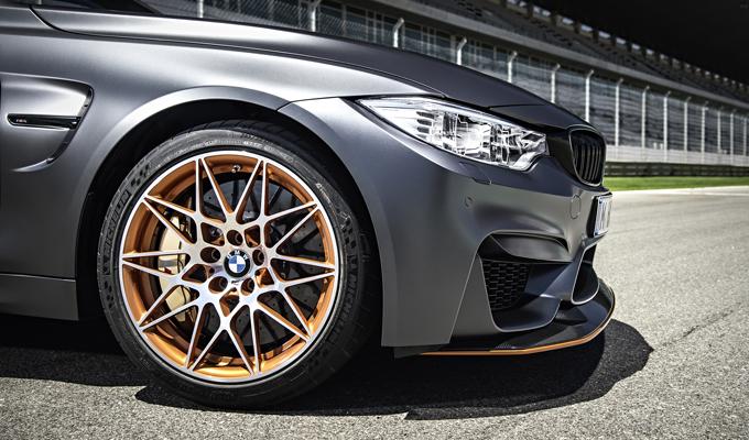 Michelin Pilot Sport Cup 2 e BMW M4 GTS: la forza delle prestazioni da trasmettere al suolo