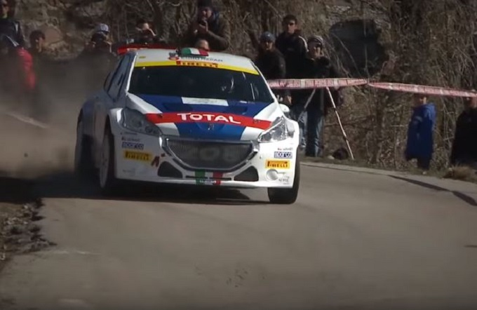 Peugeot ci fa rivivere il Rally del Ciocco 2016 [VIDEO]