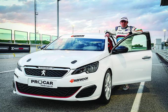 Peugeot 308 Mi16: tutto pronto per lo start del Campionato Italiano Turismo