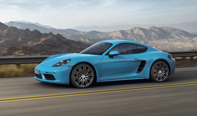 Porsche vuole integrare il CarPlay nelle nuove 718 Cayman