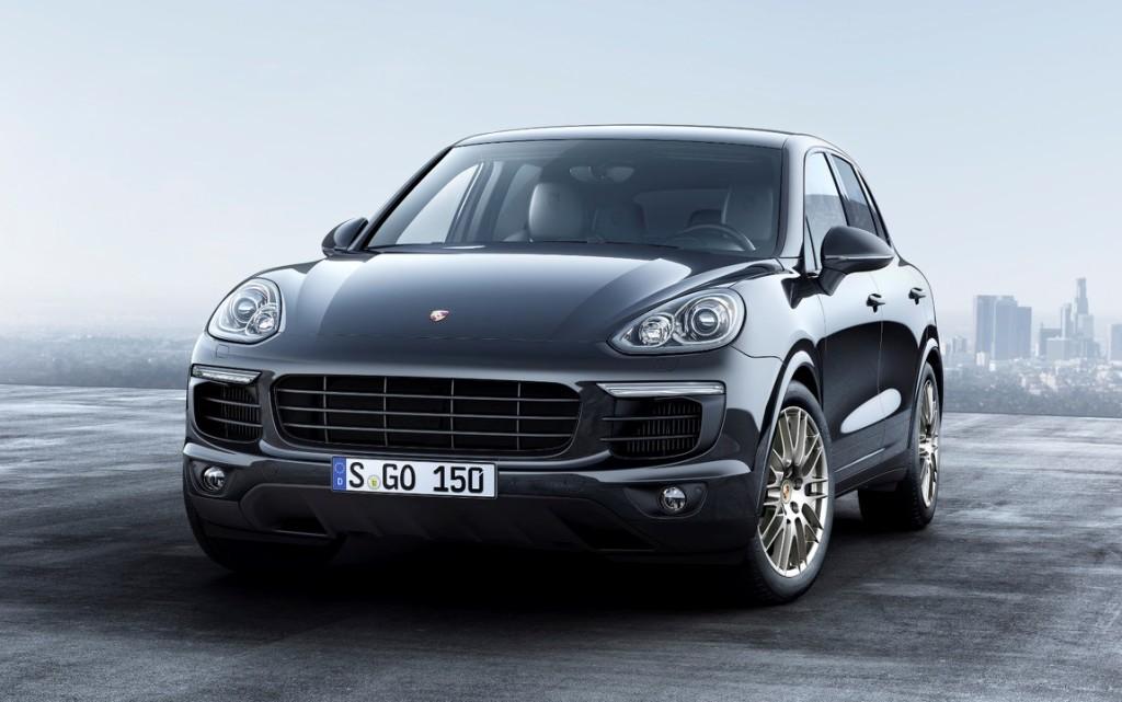 Porsche Cayenne Platinum Edition: ricercatezza sofisticata e dotazioni extra
