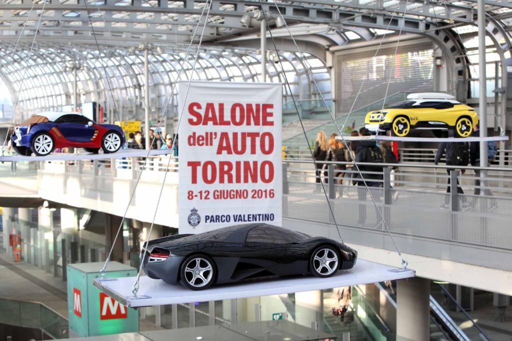 Parco Valentino 2016 svela le carte: 41 brand automobilistici, 12 centri stile