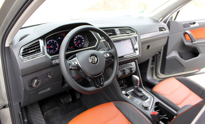 volkswagen tiguan my 2016 il movimento segue un nuovo ritmo primo contatto. Black Bedroom Furniture Sets. Home Design Ideas