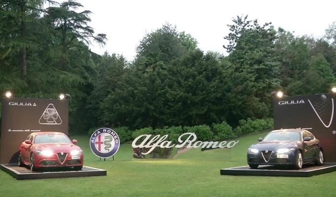 """Alfa Romeo Giulia: la parola d'ordine è """"emozione"""" [VIDEO]"""