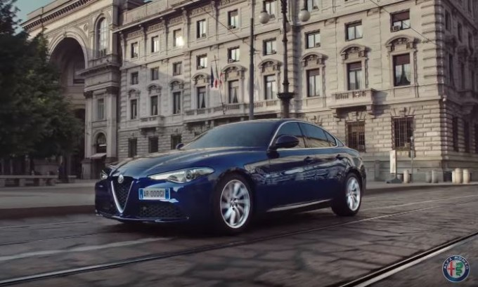 Alfa Romeo Giulia: ecco lo spot TV [VIDEO]
