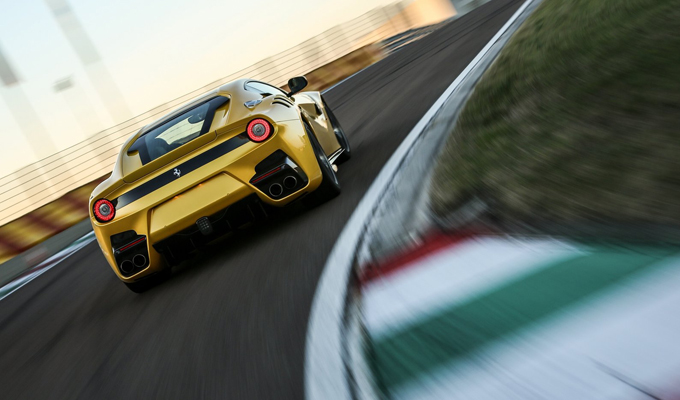 Ferrari F12tdf: acuti diffusi a Spa-Francorchamps [VIDEO]