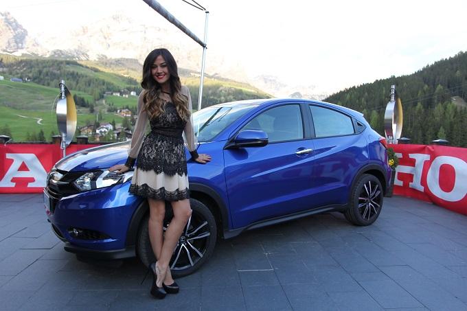 Honda HRV - Giorgia Palmas
