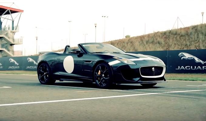 Jaguar Project 7: omaggio grintoso ed esclusivo alla storica D-Type [VIDEO]