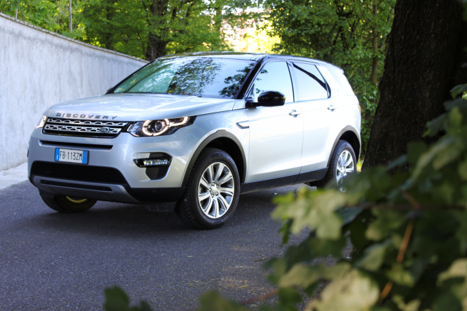Land Rover Discovery Sport Td4 150cv Quando Il Diesel Si