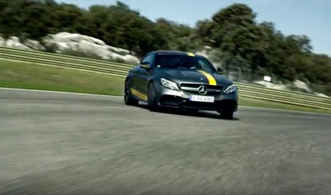 Mercedes-AMG C 63 Coupé Edition 1: una dinamica sintesi redatta da Tobias Moers [VIDEO]