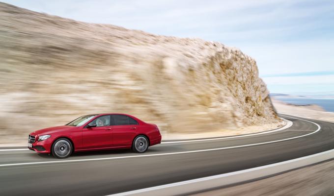 Nuova Mercedes Classe E: esplorare Lisbona da un'ottica particolare [VIDEO]