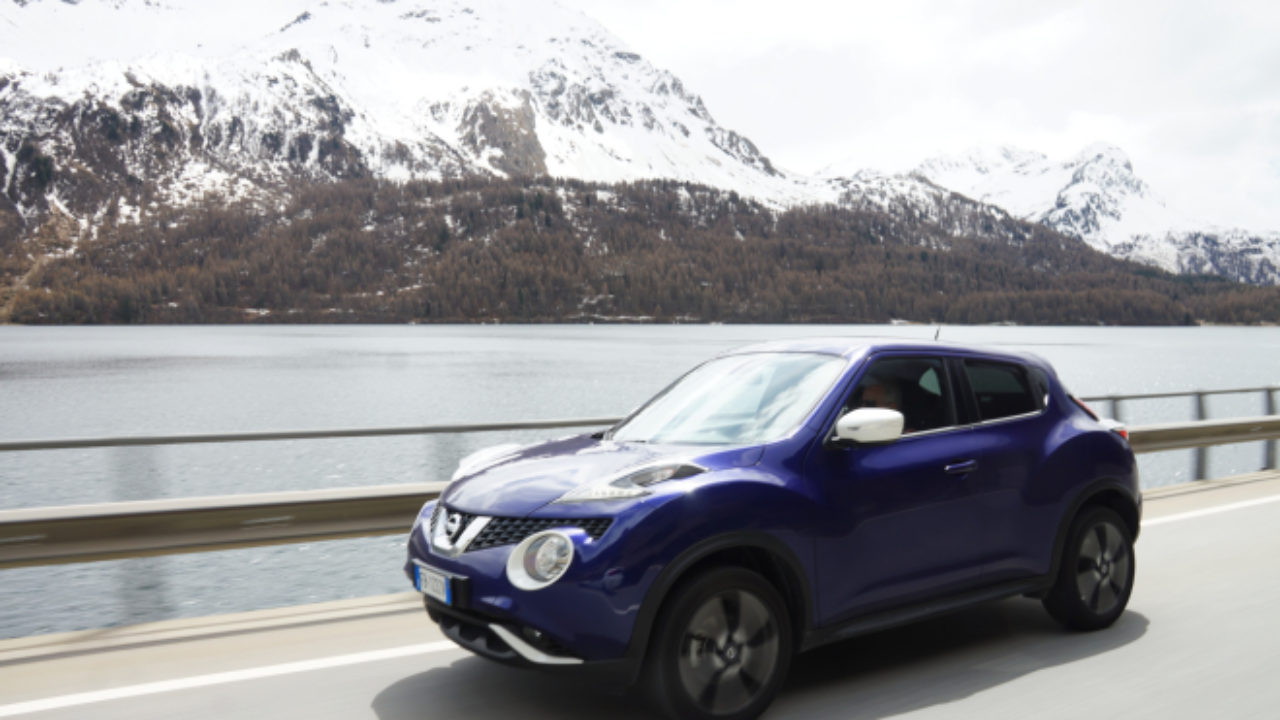 Nissan Juke 1 5 Dci N Connecta Si Fa In 4 Per Conquistarvi Prova Su Strada