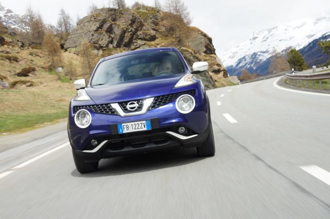 Nissan Juke Pregi E Difetti
