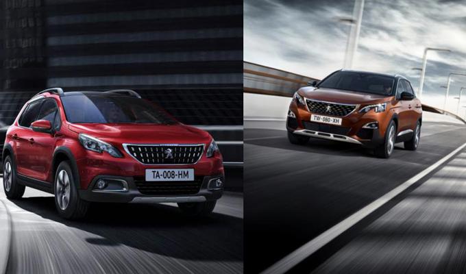 Nuovi Peugeot 2008 e 3008: grinta da leoni davanti a ogni tipo di strada [VIDEO]