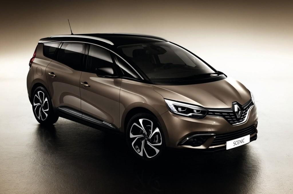 Nuova Renault Grand Scénic 2017: prime fotografie e informazioni