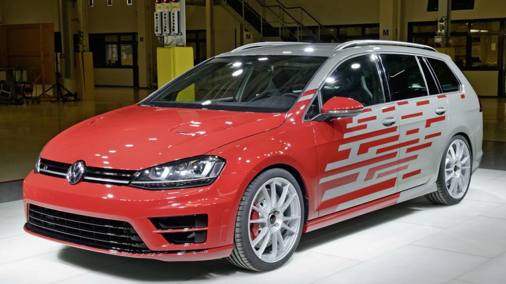 Volkswagen Golf GTI Heartbeat: 400 cavalli per i 40 anni