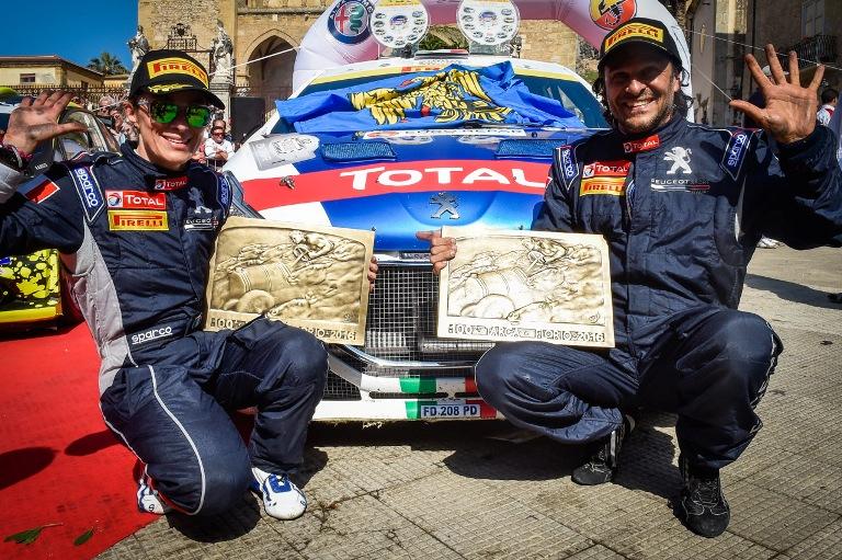 Targa Florio 2016 – Per Andreucci decima vittoria da record