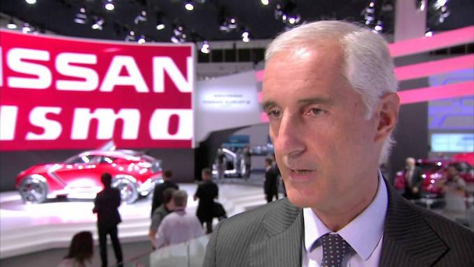 Intervista a Bruno Mattucci, AD Nissan Italia