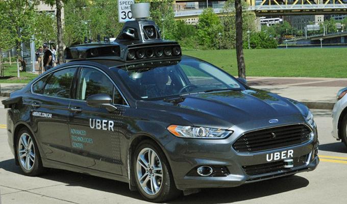 Uber: negli Stati Uniti le prime prove con auto a guida autonoma
