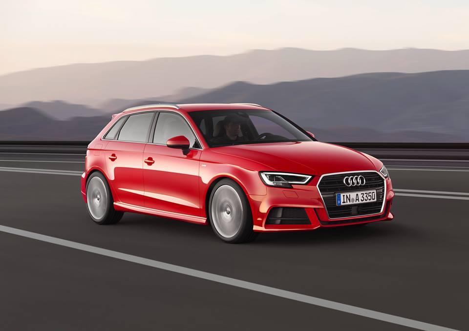 Audi A3: debutta il nuovo motore 1.0 TFSI da 116 cv