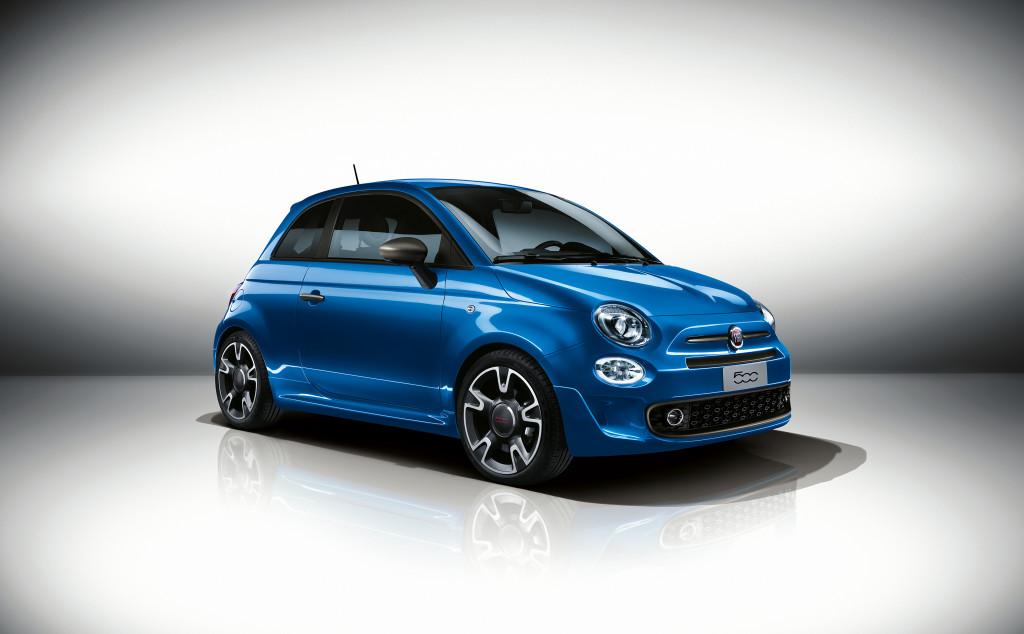Nuova Fiat 500 S, voglia di sportività