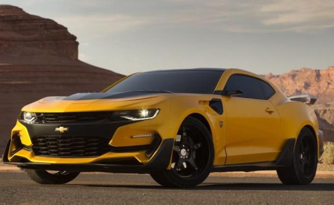 Transformers 5, Bumblebee s'aggiorna con il MY 2016 della Chevrolet Camaro