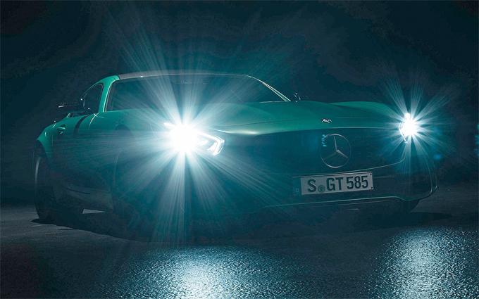 Mercedes AMG GT R: svelato il primo video teaser!