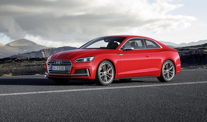 Nuova Audi S5 Coupé: agilità e muscoli in evidenza [VIDEO]