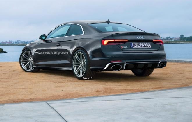 Audi Rs5 Coup 233 Sul Web Un Idea Del Look Della Nuova Super